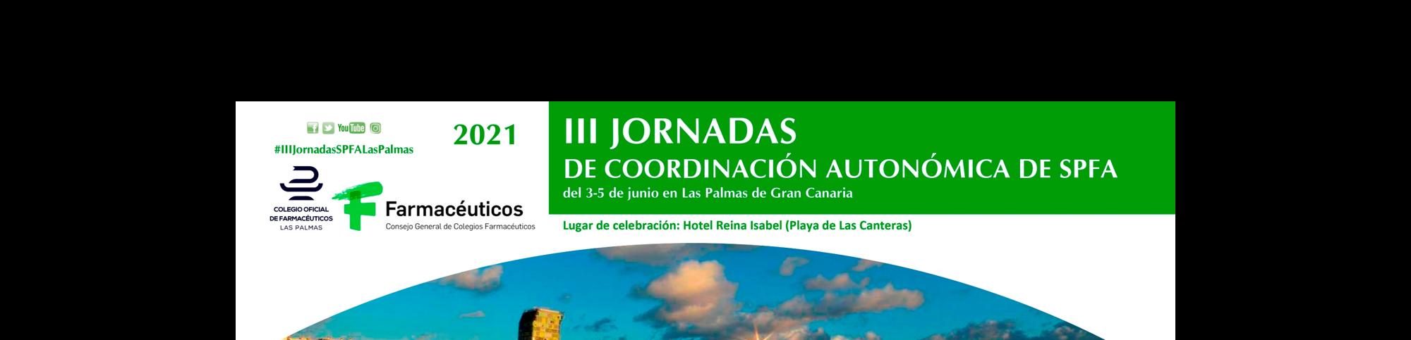 III Jornadas de coordinación autonómica de SPFA